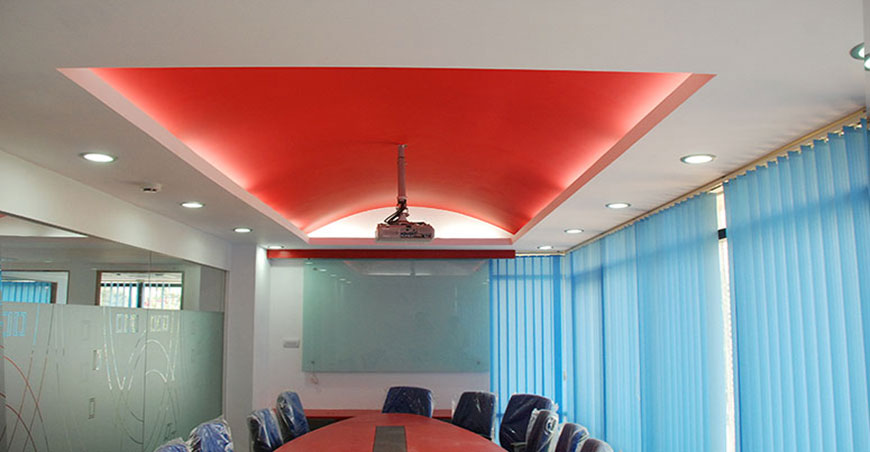 Commercial Interiors in Bangalore